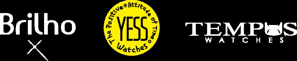 Brilho, Yess Watches y Tempus Watches. Joyas, accesorios y relojes a precios económicos con despacho a domicilio
