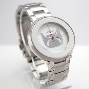 Reloj Tempus Watches de acero para dama con maquinaria japonesa