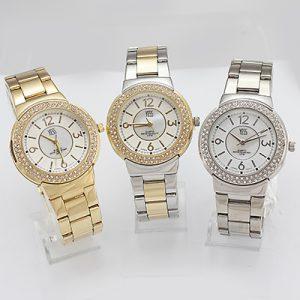 Reloj Yess Watches para dama metálico fashion 3 versiones