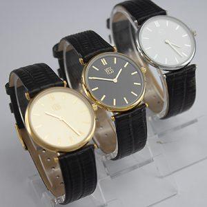 Reloj Yess Watches para mujer correa de cuero modelo clásico