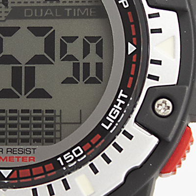 Reloj Yess Watches para hombre digital estilo deportivo detalle