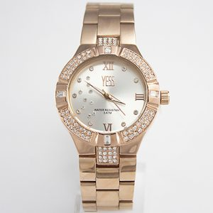 Reloj Yess Watches para dama alloy modelo casual
