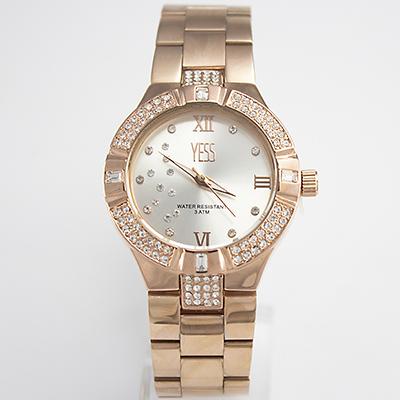 Reloj Yess Watches para dama alloy modelo casual