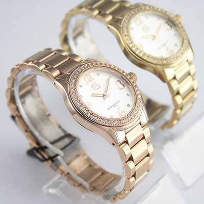 Relojes Yess Watches para dama metálico modelo casual