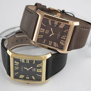 Relojes Yess Watches para hombre modelo clásico correa de cuero