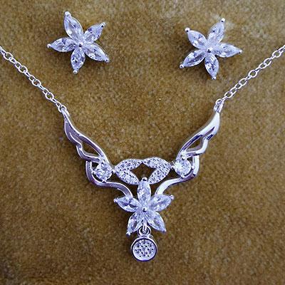 Conjunto estrella de plata