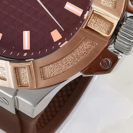 Reloj Yess con pulso de silicona detalle 3