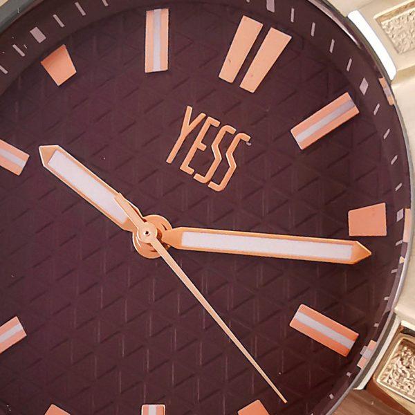 Reloj Yess con pulso de silicona detalle 2