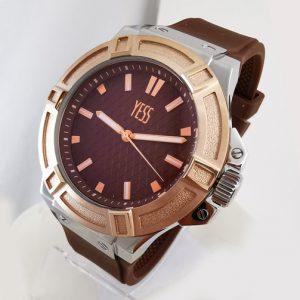Reloj Yess con pulso de silicona