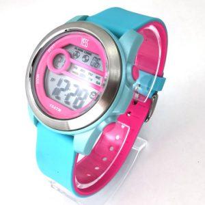 Reloj Yess digital bicolor