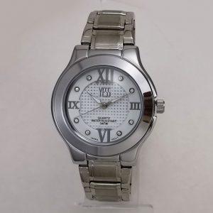 Reloj Yess mujer plateado