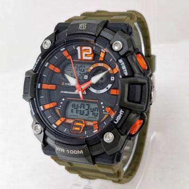 Reloj digital pulso silicona