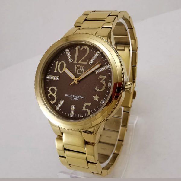 Reloj Yess dama dos tonos