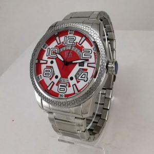 Reloj Yess para hombre con pulso metálico