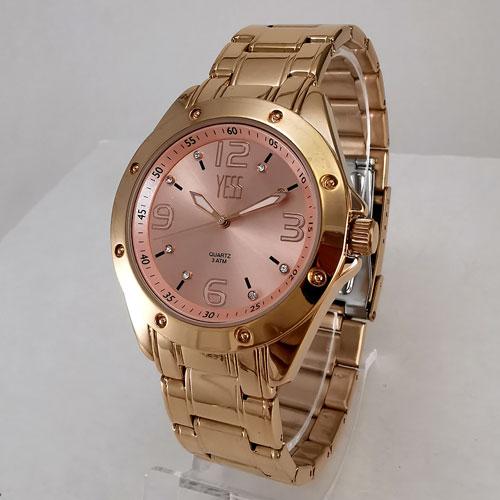 Reloj metálico para mujer Yess