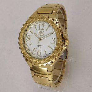 Reloj Yess para mujer dorado